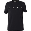 Fox Agent Airline Short Sleeve T-Shirt Men black
